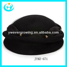 2013 wholesale New Fashion winter Hats Beret Caps For Lady woolen cap and hat cheap fedora hats