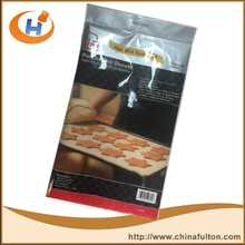 High quality hot food silicon Parchment Paper for Baking food Model 072806M
