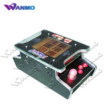 "Ms PacMan Galaga 15"" Monitor Mini Cocktail Table Arcade Games / Multicade table Top arcade machine"