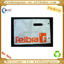 Useful HDPE plastic special bag with printing made ine China