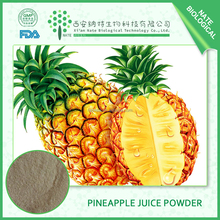 hot sells Fruit Containing Vitamin pineapple powder and Pineapple Flavor Powder juice of lose weight
