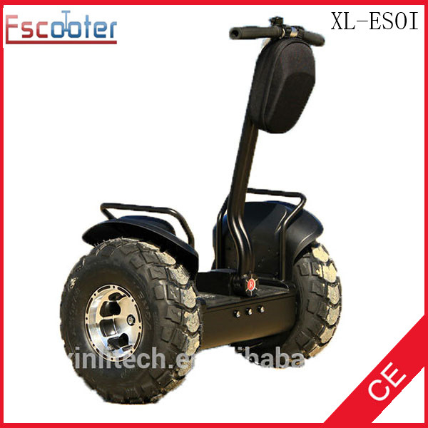 new products 2016 2000watt off road two smart balance wheels electric chariot scooter for outdoor and golf court entertainment