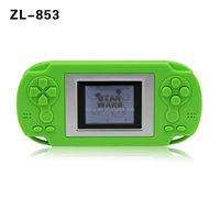 1.8'' colorful screen 8 bit handy game player console