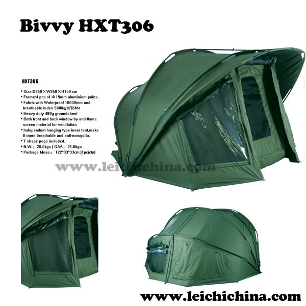 Super performance fishing bivvy carp fishing