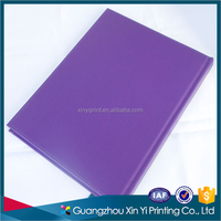 Hardcover Leather Cover School Paper Notebook