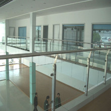 high quality stainless steel movable railing