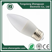 new china products for sale 5w e14 led candle light bulb