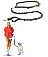 Hands Free Dog Leash Strong, Durable and Weather Resistant For walking,jogging,running