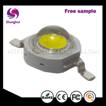 ShengHui Professional Made 3w 1w White LED High Power Led