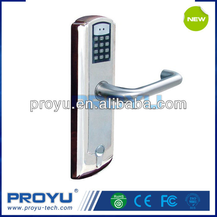 five latch keypad lock PY-8178B