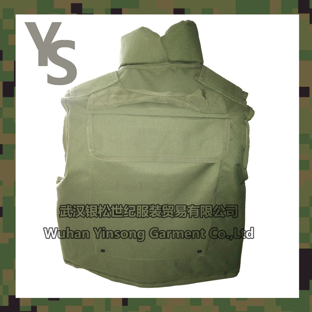 [Wuhan YinSong] military tactical Body armor vest Plate carrier