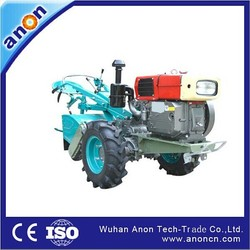 ANON Agricultural use 2WD 15hp mini walking tractor