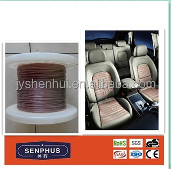 12V car seat heating wire