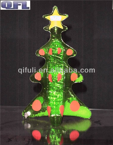 Inflatable Lowes Christmas Tree Decoration