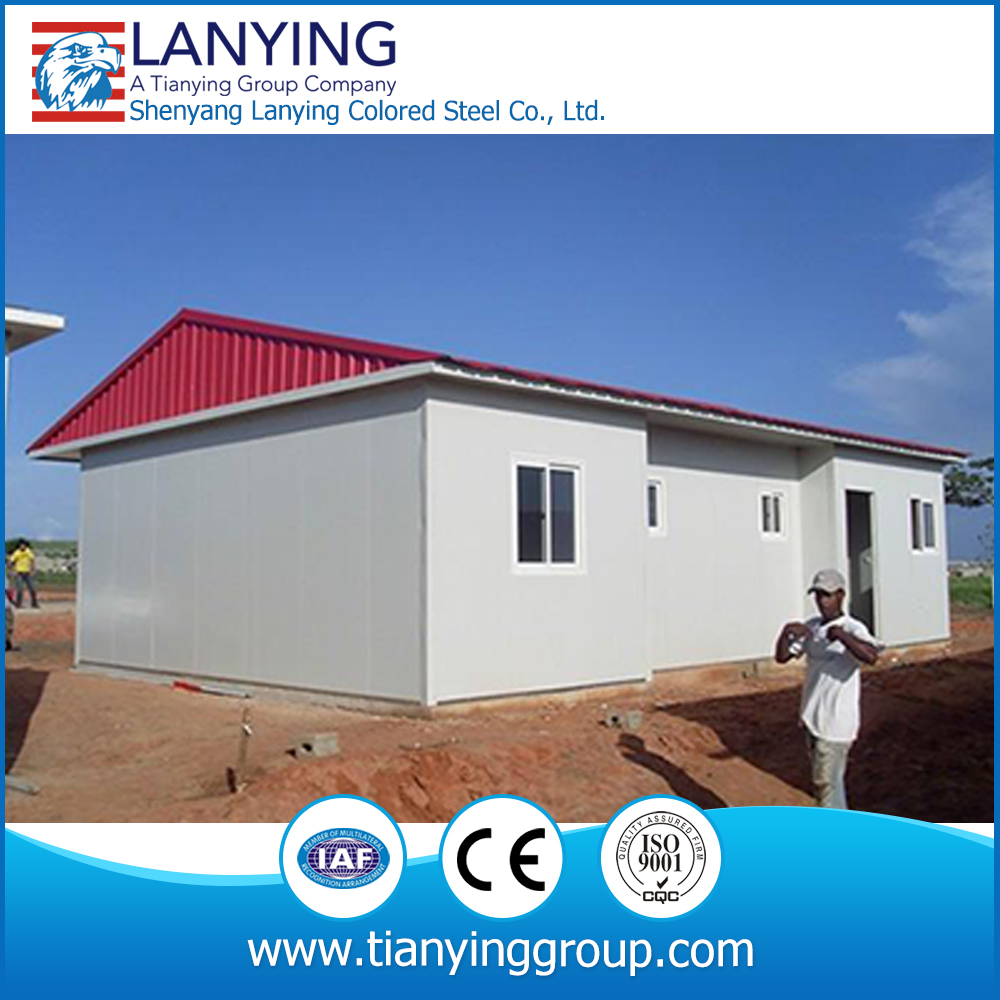 China supplier homes prefabricated houses