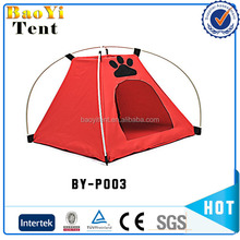 Portable outdoor and indoor waterproof pet tent cat and dog house