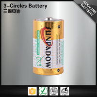 China factory alkaline power plus 1.5v LR20 battery alkaline