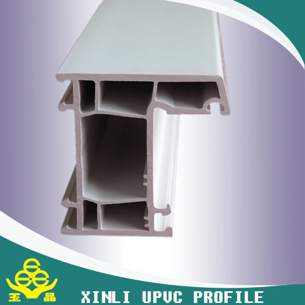 pvc profiles for windows and doors pvc profile manufaturer with high quality
