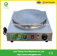 CE 45cm large electric injera crepe pancake maker machine