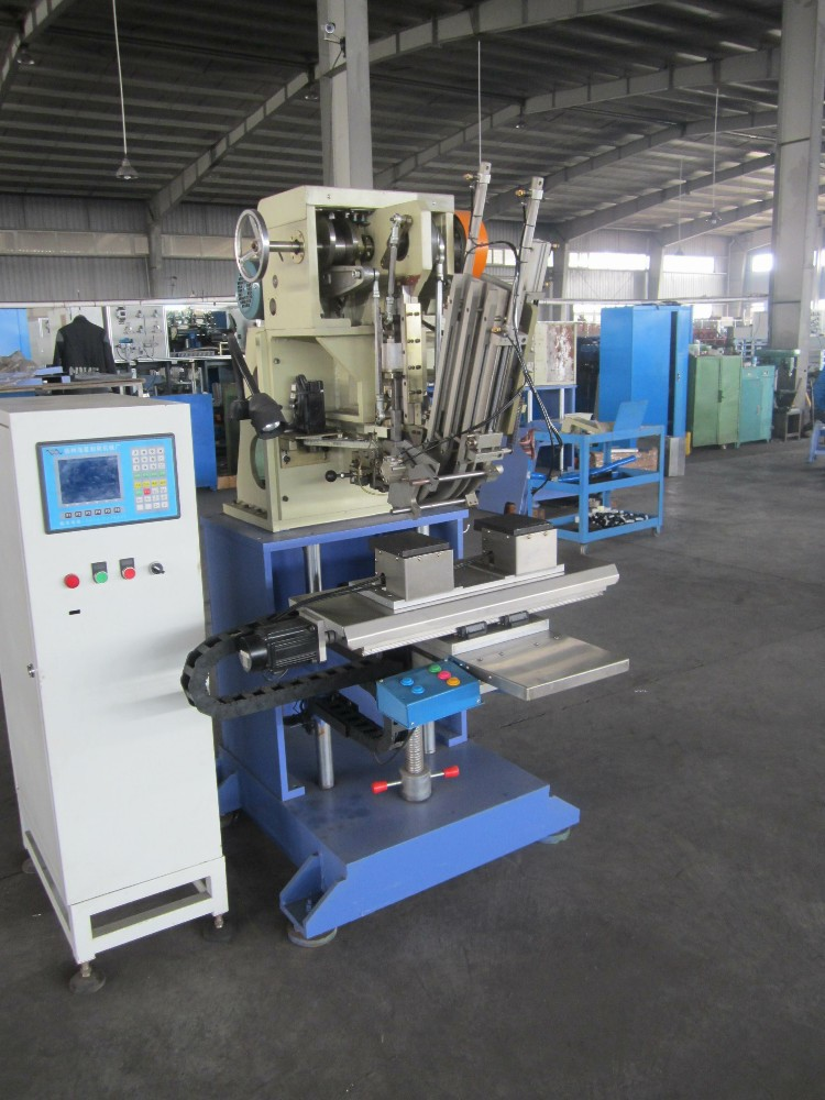 fast brush making machine