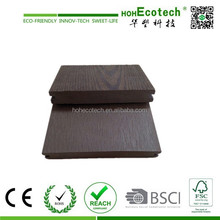 New Tech HDPE Wood Plastic Weatherbest Composite Decking
