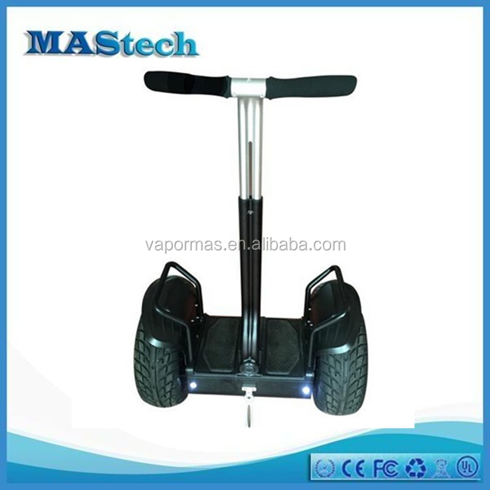 Two wheel self balancing adults off road electric scooter 2 wheels electric smart balance board scooter