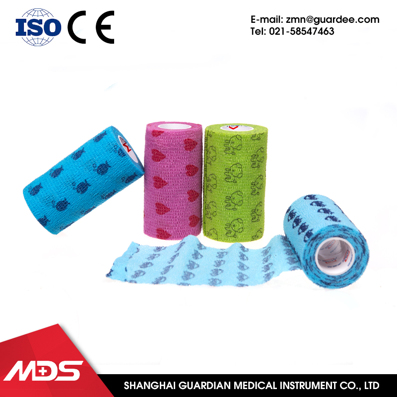 Good adhering and wearability adhesive butterfly bandage strip