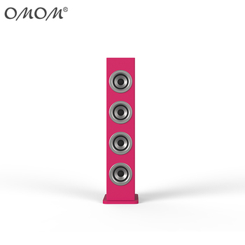 wireless Tower Speaker System with BT Wireless Technology karaoke speaker OHM269BT