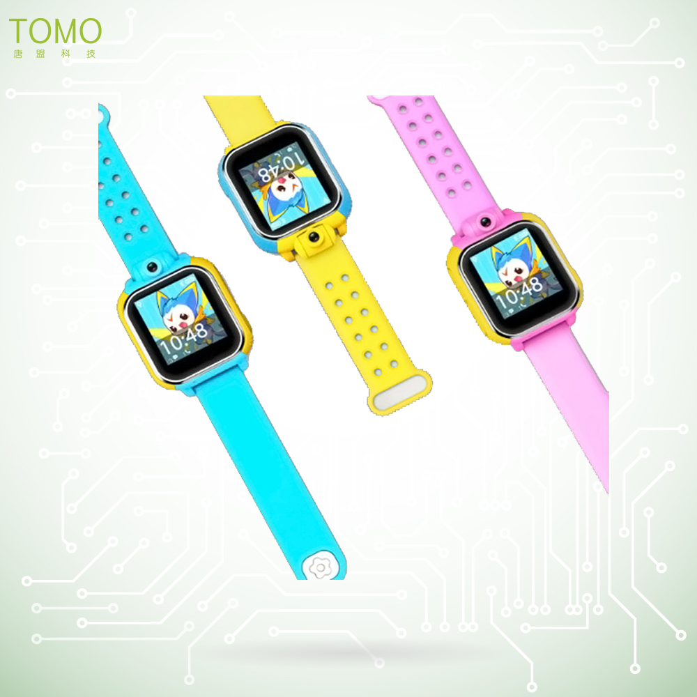 2016 trending products 3G bracelet silicone gps camera watch