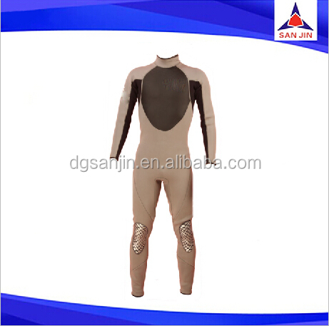 2016 fashion and top design customize neoprene surfing wet suits