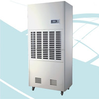 China 240l/d Desiccant Wheel Industrial Dehumidifier