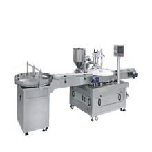 Automatic apple fruit juice filling capping production line