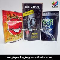 FDA 2013 new king kush herbal incense bags