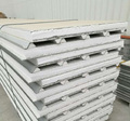 EPS boards insulated fireproof Rockwool Sandwich Panels for Roof&Wall