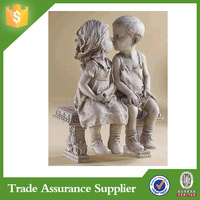 Customized Chinese Garden Decoration Nude Angel Statue