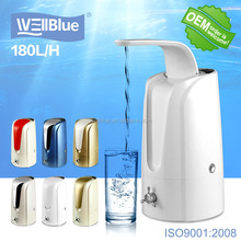 Home water ionizer filter japan no electrocity