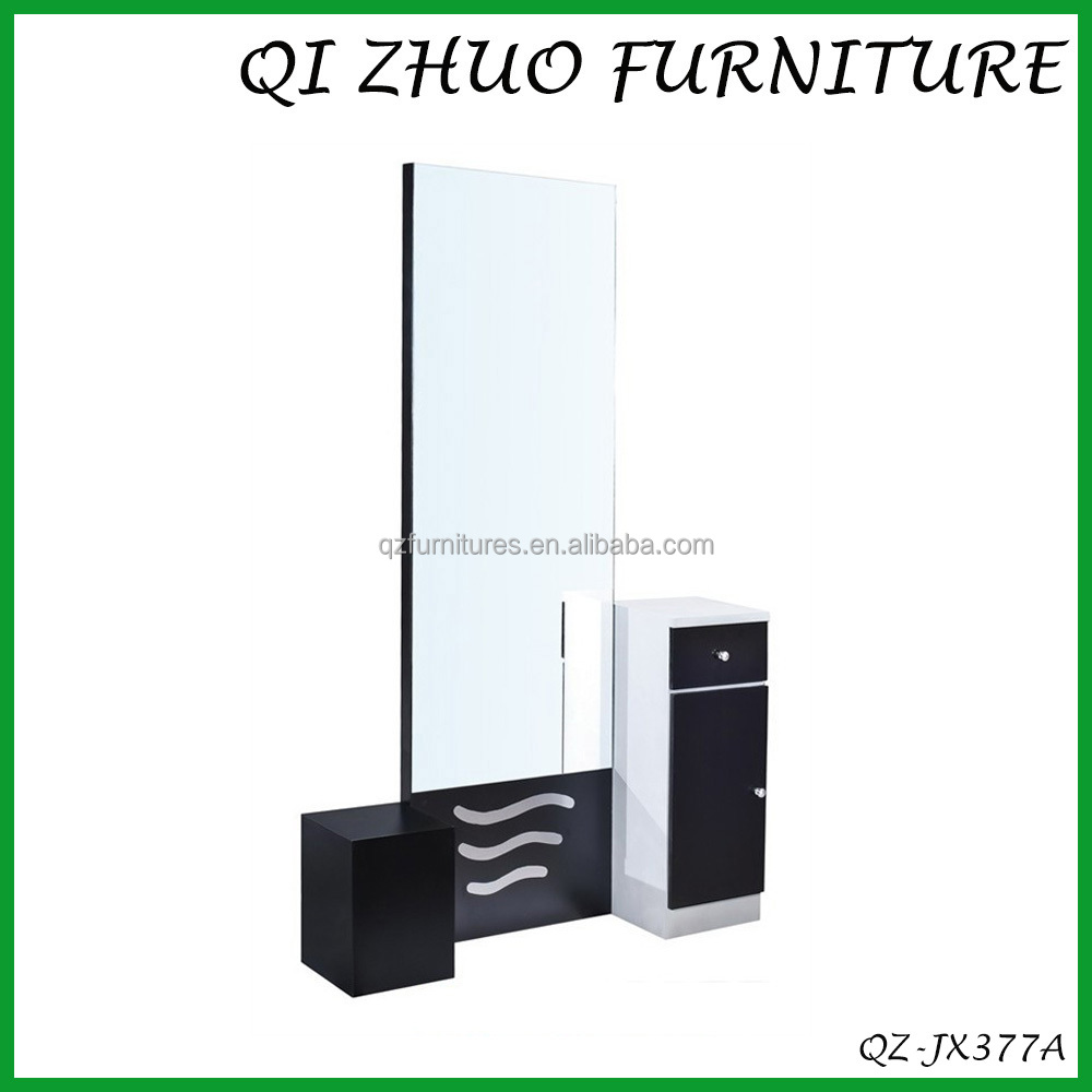 New hairdressing mirror station/ style salon mirrors QZ-JX377A