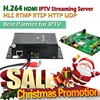 (DMB-8800A) Cost-effective Mini Encoder H.264 HD IPTV Encoder with RTMP streaming