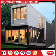 canadian prefabricated modular shipping container house villa