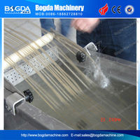 BOGDA Plastic Film Granulating Line for recycled PP PE