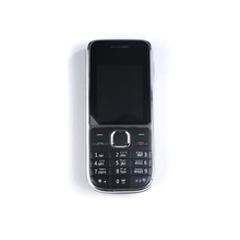 Original brand mobile phone for nokia C2-01 refurbished C2-01with multilingual