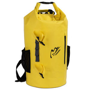 New Design Camping Hiking Traveling Kayak Picnic Waterproof dry backpack