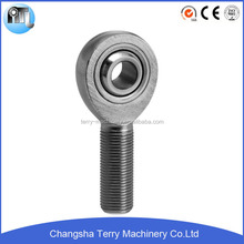 stainless steel rod end bearing ball joint rod end male SA8T/K 12T/K 16T/K