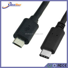 Hot selling USB 3.1 Smart phone usb charger cable