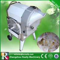 Fruit and vegetable cutter, multifunction banana chips cutter machine