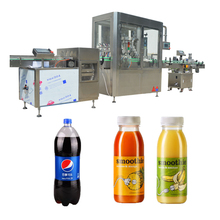JB-YG4 High precision <strong>fruit</strong> juice filling machine, mineral water soy milk bottling machine with Siemens PLC