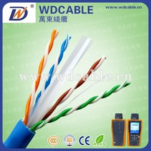 UTP/STP/FTP/SFTP house wiring electrical cat5e/cat6e/cat7 cable
