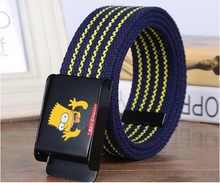 Fashion Lovely Latest Design Girls/Boys/Kids Belts with Cartoon Printed