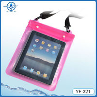 waterproof tablet case for ipad protection waterproof bag