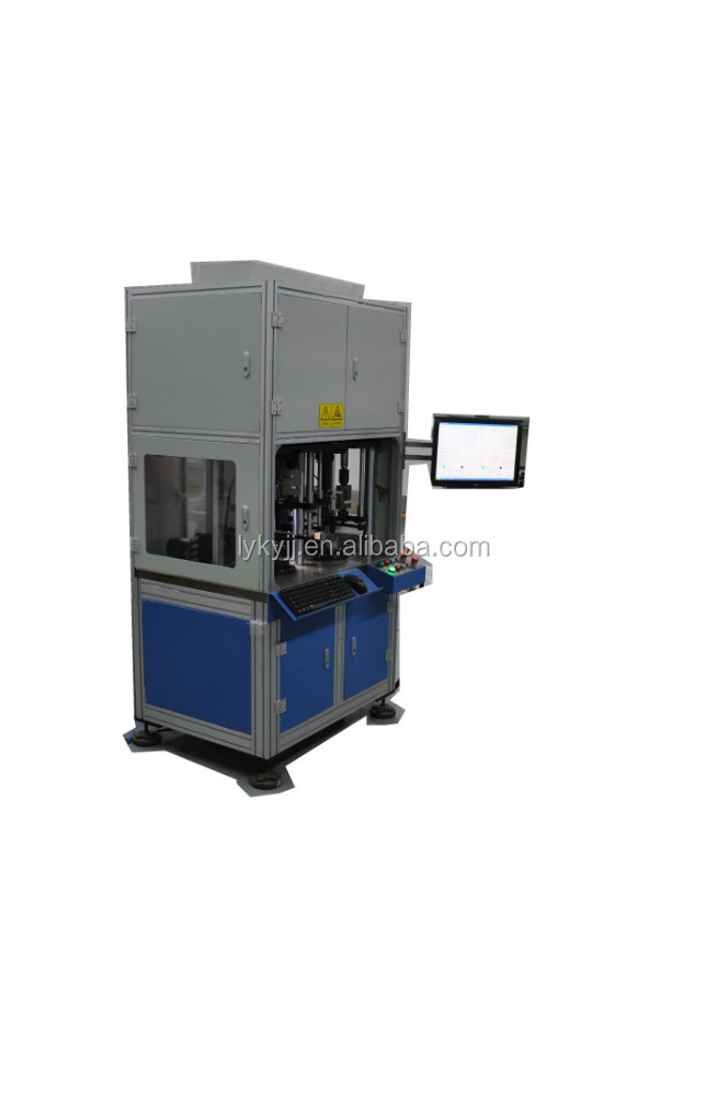 LYKY digital precise auto tensioning wheel measuring machine bearing measuring machine
